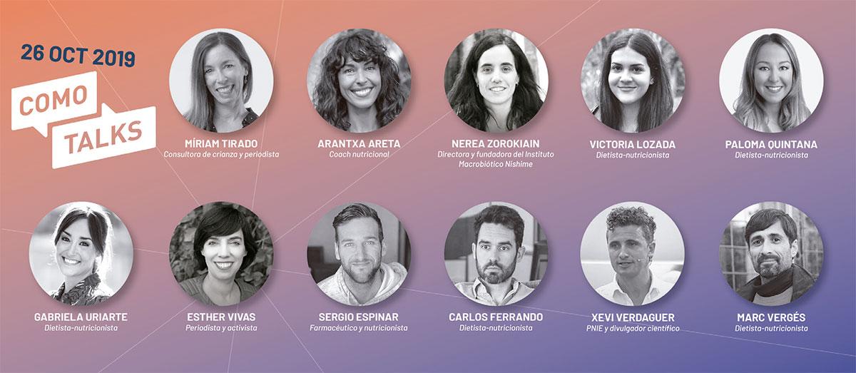Como Talks, el nuevo espacio de divulgación del Cómo Como Festival 2019