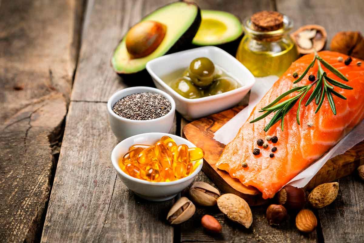 Evita la inflamación con una proporción adecuada de omega-6 y omega-3