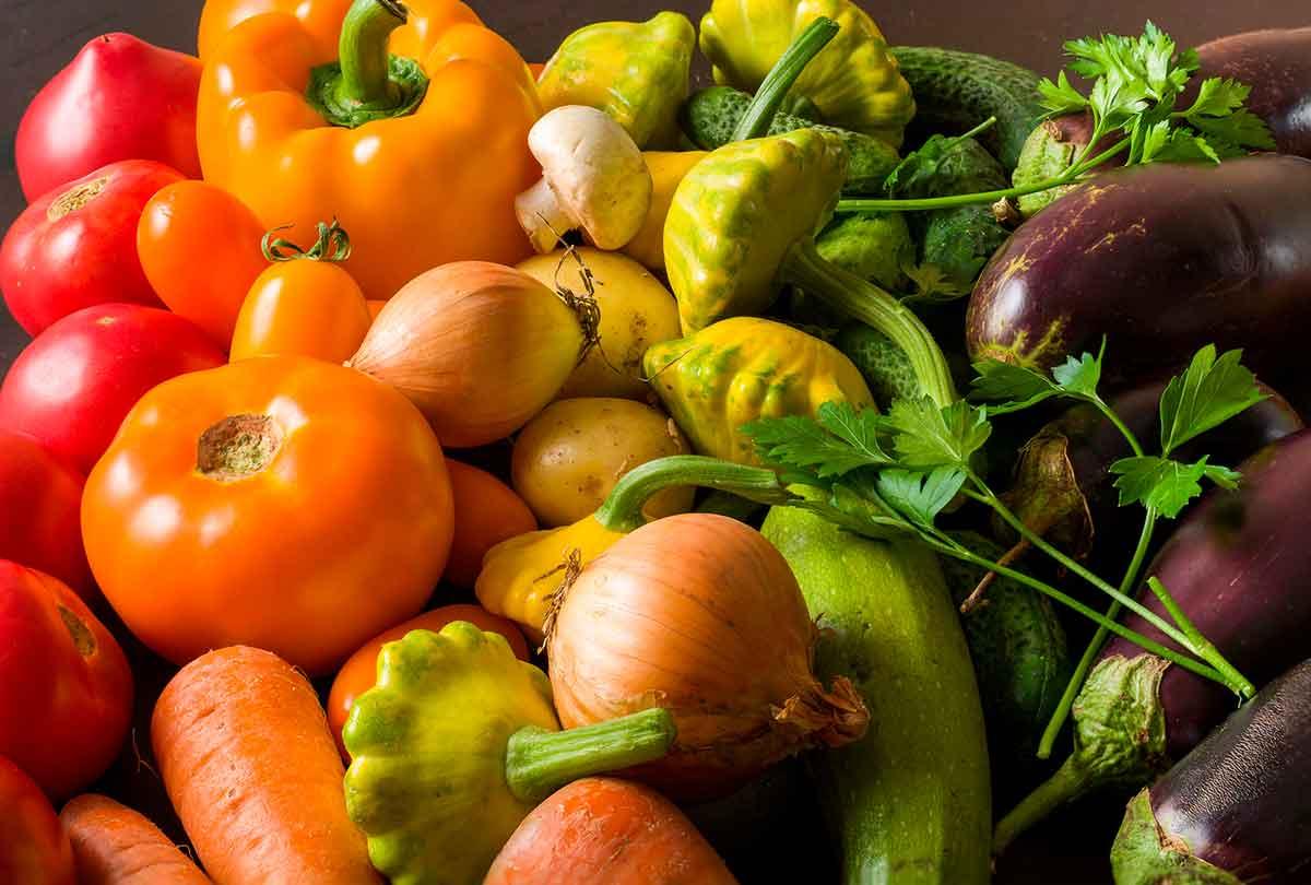 Fruites i verdures temporada estiu