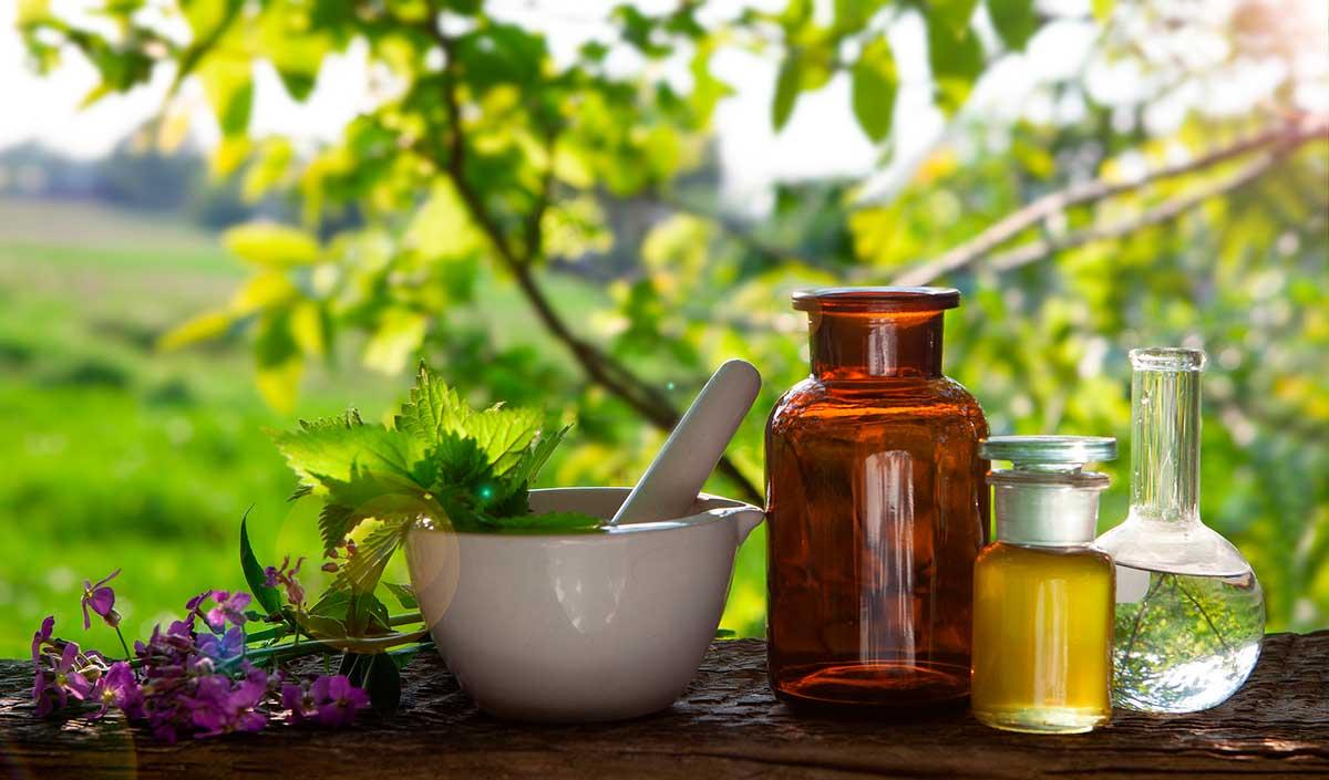 cosmética natural aceites