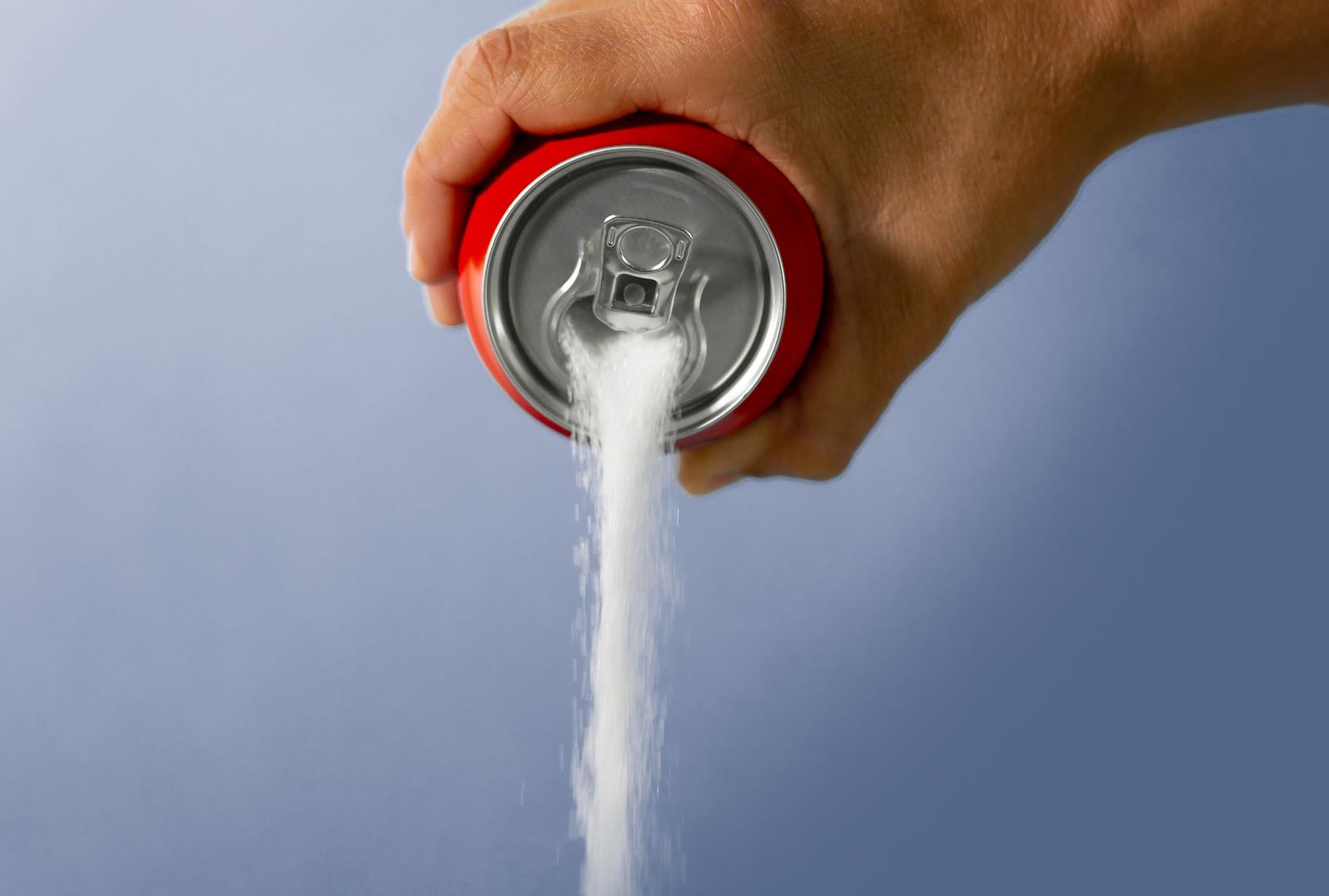bebida azucar refresco