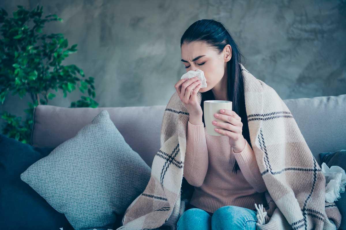 Remedios naturales contra el resfriado y la gripe