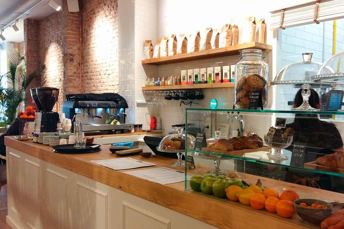 Restaurante saludable en Barcelona Odacova