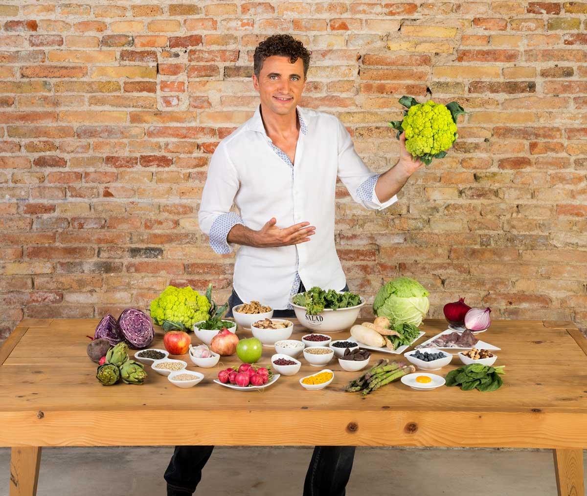 Xevi Verdaguer dice adiós a las dietas largas y restrictivas