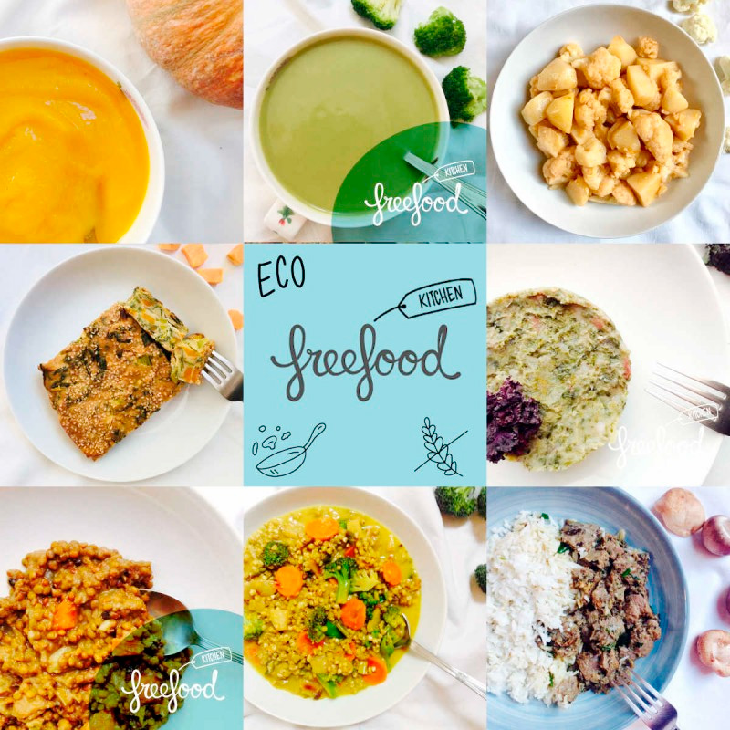 comida preparada freefood