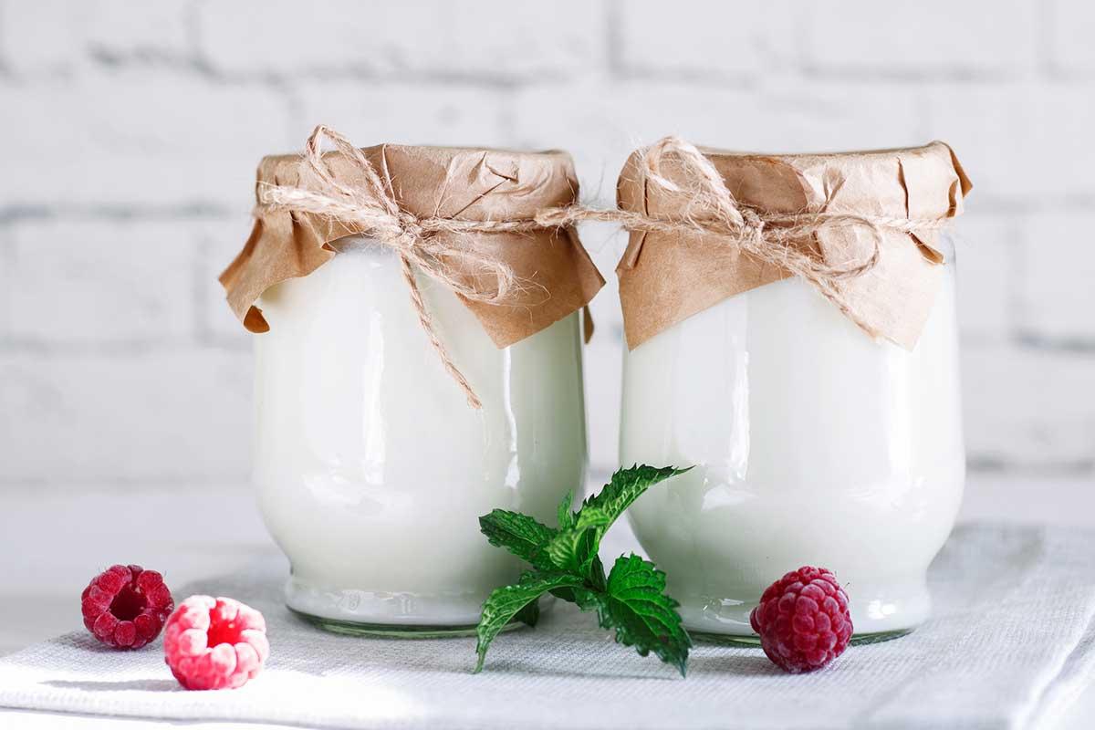 Kéfir yogur