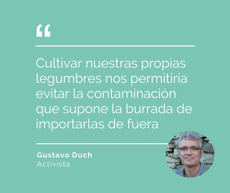 Gustavo Duch Legumbres