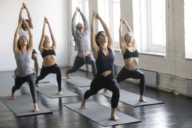 Yopga para una articulaciones flexibles