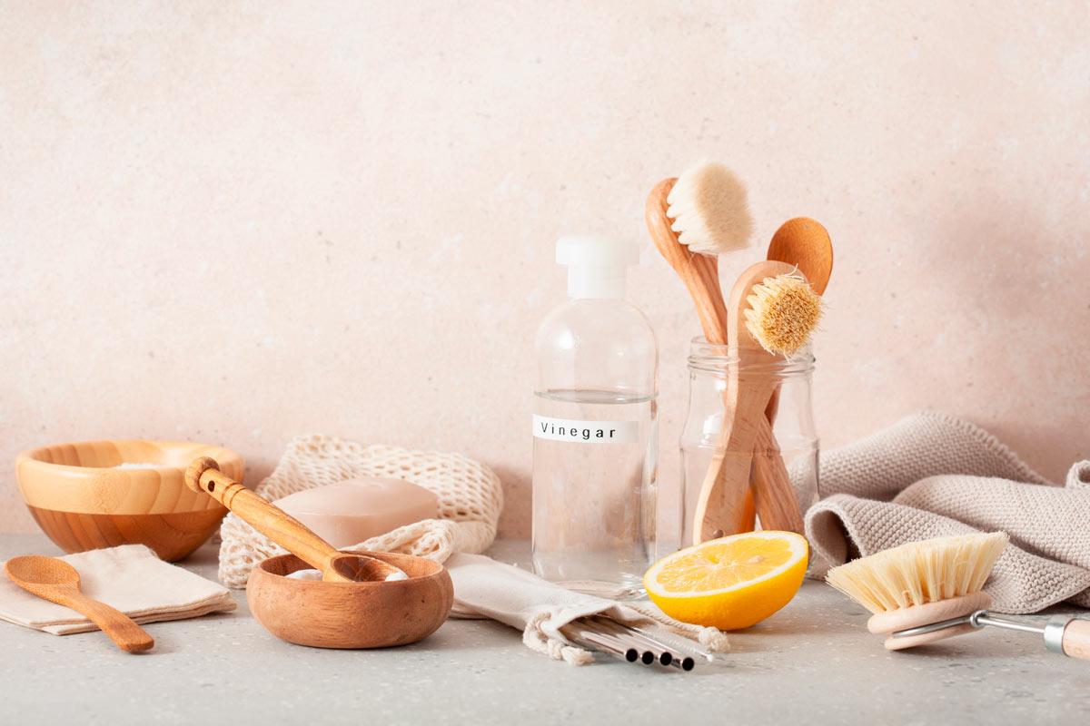 Productos limpieza naturales