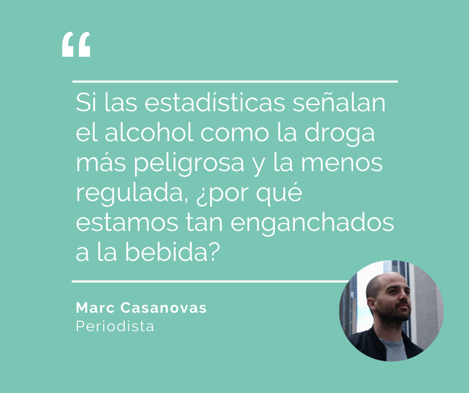 Alcohol estadísticas
