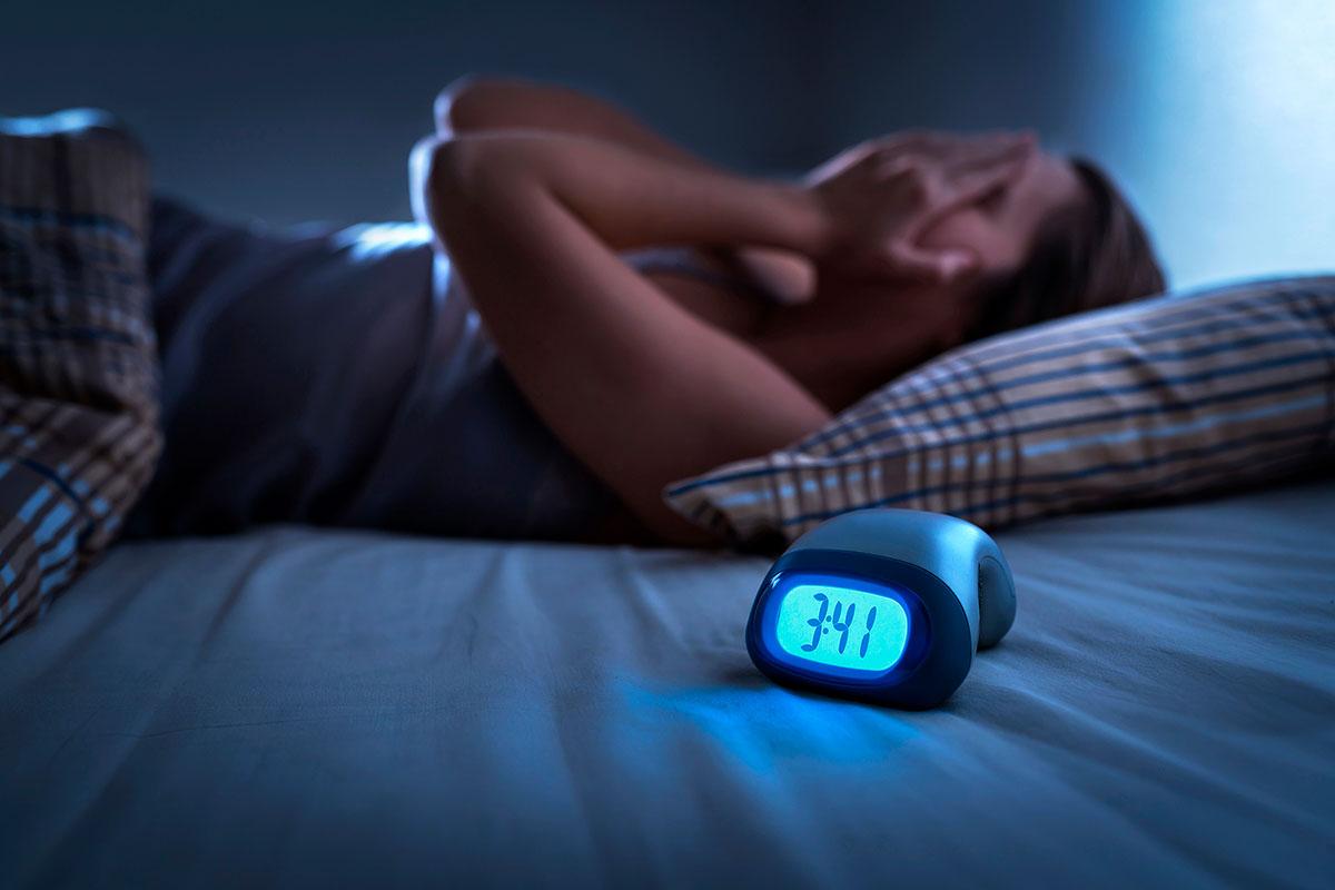 los peligros de no dormir
