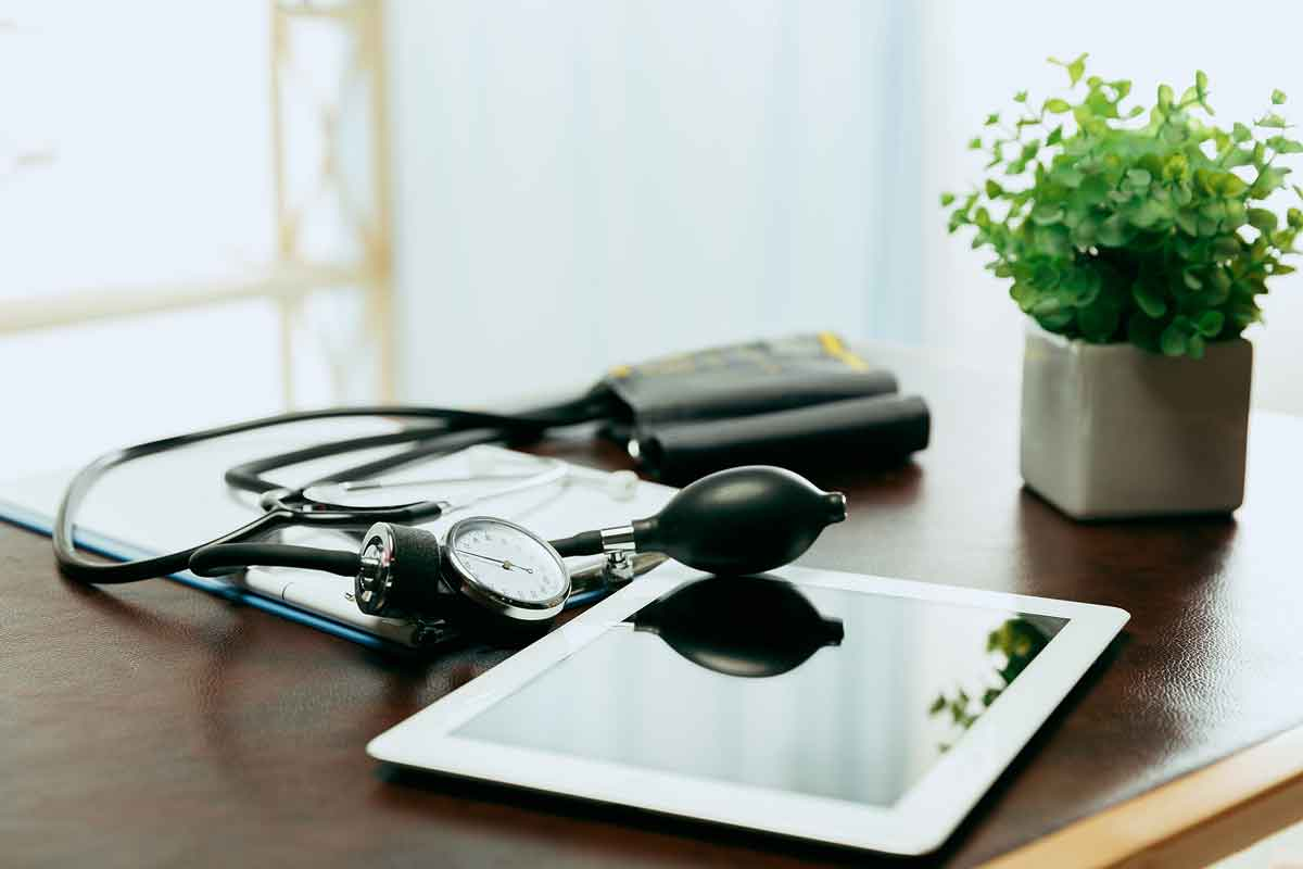 aparato medir hipertensión arterial