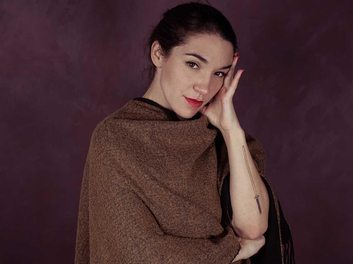 Raquel Riba Rossy, autora de Lola Vendetta