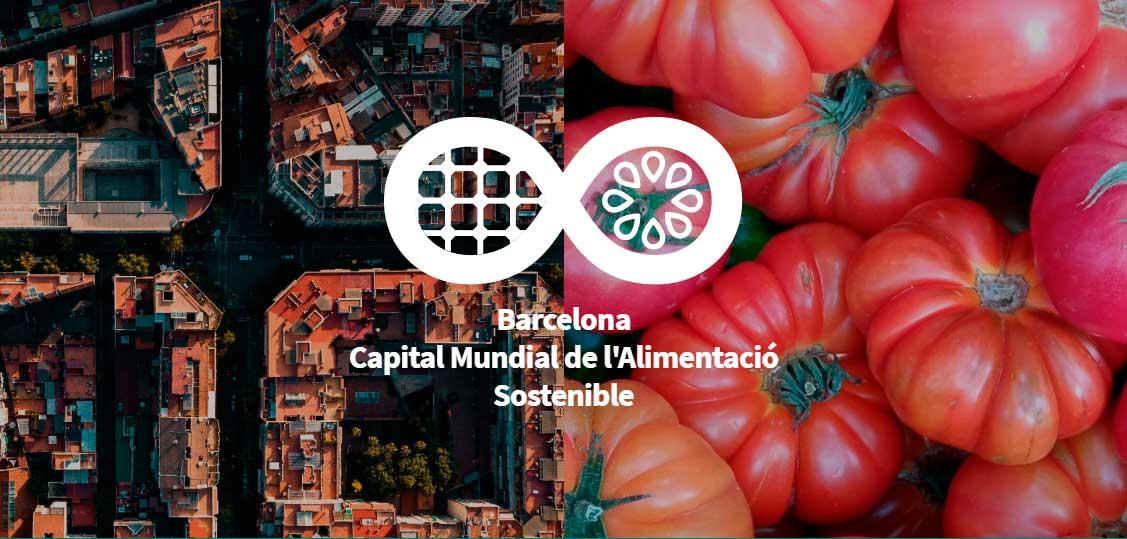Barcelona: Capital Mundial de l'Alimentació Sostenible 2021