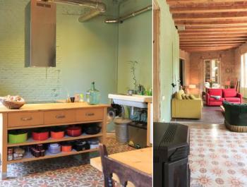 Una mirada holística en la cocina: vivir y cocinar en un espacio saludable