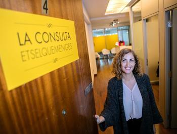 Aurore Didier, acupuntora y naturópata especialista en ginecología y fertilidad