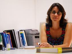 Cristina Pellicer, médica integrativa, naturópata y aromaterapeuta