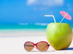 Agua de coco: el isotónico natural y saludable que no te puedes perder