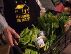 ¡La Colmena Que Dice Sí!, en busca de los microemprendedores y los soberanistas alimentarios