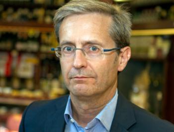 Oriol Sans, presidente de ADILAC (Asociación de intolerantes a la lactosa)