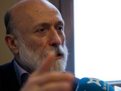 Carlo Petrini, fundador y presidente de Slow Food
