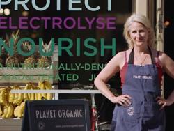 Renée Elliott, fundadora de los supermercados Planet Organic en Reino Unido