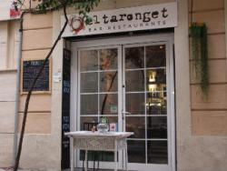El Taronget, pasta fresca artesanal y comida casera italovegetariana