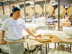 Xavier Barriga, maestro panadero y director de los hornos Turris