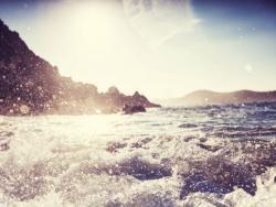 Agua de mar: fuente de salud
