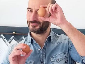 Alejo Cabeza, psicólogo evolucionista cetogénico y profesor del programa 'Apágate, insomnio'