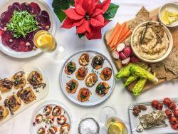 4 aperitivos navideños sanos