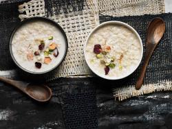 Leche con arroz para enamorarse