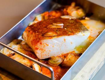 El bacalao vuelve a reinar en los menús de Barcelona