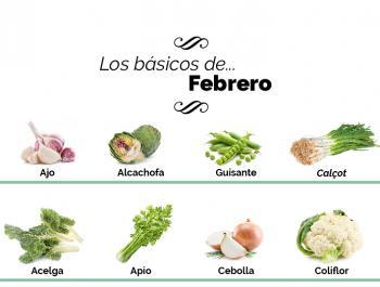 ¿Qué debemos comer en febrero?