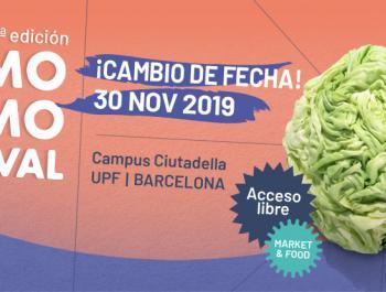 El Cómo Como Festival cambia de fecha por la gran manifestación prevista en Barcelona