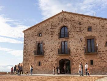 Casa Albets: el primer hotel ecológico y vegano del país