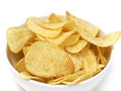 La poca inocencia de una bolsa de patatas chips