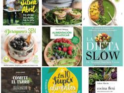 14 libros de salud y alimentación para disfrutar de Sant Jordi