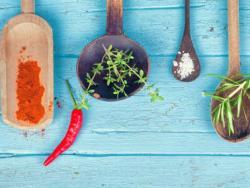 Pequeña guía para realzar el sabor de los alimentos