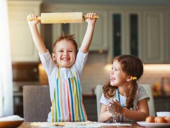 3 claves para elaborar snacks sanos con los más pequeños