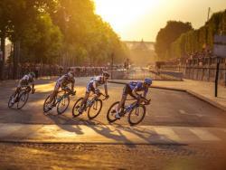 Dieta para ciclistas y triatletas