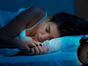 Siempre me despierto a la misma hora por la noche
