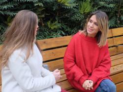 """Pilar Rodrigáñez, dietista con perspectiva integrativa y conductora de la segunda edición del curso """"Pierde peso y gana salud"""""""