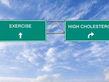 Colesterol: ¿Cuánto ejercicio debo hacer para mantenerlo a raya?