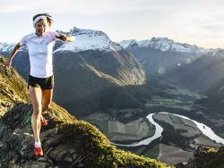 Emelie Forsberg, deportista y vegana