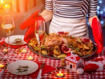¿Cómo perder el miedo a las comidas navideñas?