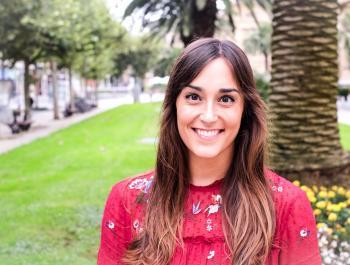 Gabriela Uriarte, dietista y nutricionista