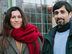 Marc Vergés y Glenn Cots, autores y conductores del Reto AIP de Soycomocomo
