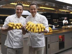 Plátano de Canarias: la fruta se transforma en producto en manos de los hermanos Torres