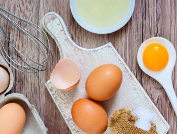 Cómo cocinar el huevo de forma saludable